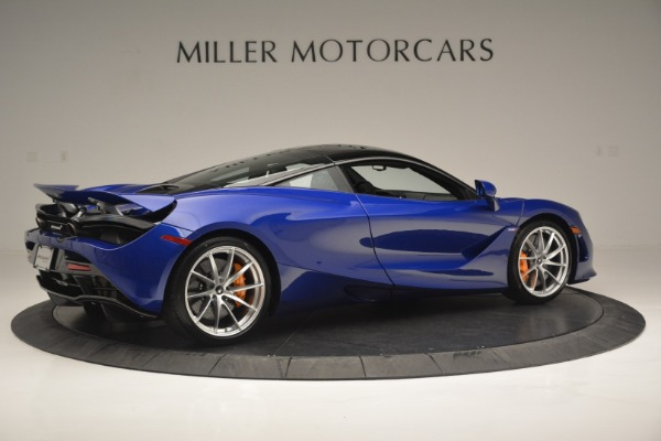 Used 2019 McLaren 720S Coupe for sale Sold at Rolls-Royce Motor Cars Greenwich in Greenwich CT 06830 8
