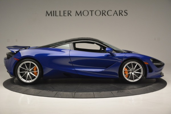 Used 2019 McLaren 720S Coupe for sale Sold at Rolls-Royce Motor Cars Greenwich in Greenwich CT 06830 9