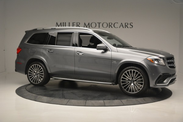 Used 2017 Mercedes-Benz GLS AMG GLS 63 for sale Sold at Rolls-Royce Motor Cars Greenwich in Greenwich CT 06830 11