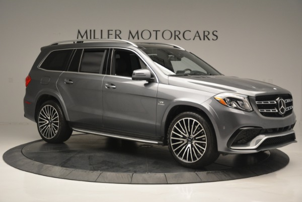 Used 2017 Mercedes-Benz GLS AMG GLS 63 for sale Sold at Rolls-Royce Motor Cars Greenwich in Greenwich CT 06830 12