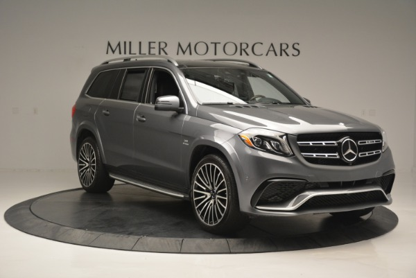 Used 2017 Mercedes-Benz GLS AMG GLS 63 for sale Sold at Rolls-Royce Motor Cars Greenwich in Greenwich CT 06830 13
