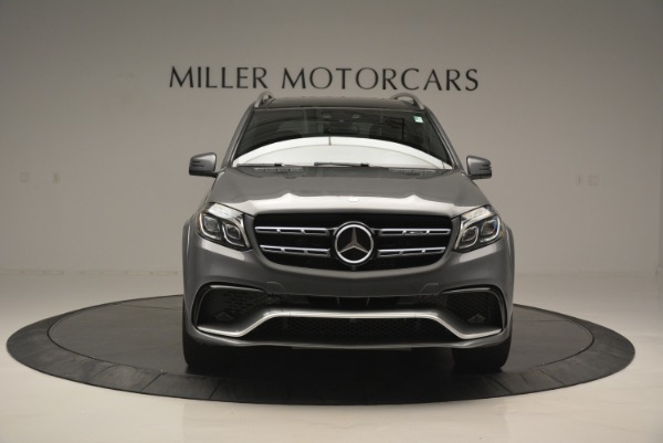 Used 2017 Mercedes-Benz GLS AMG GLS 63 for sale Sold at Rolls-Royce Motor Cars Greenwich in Greenwich CT 06830 6