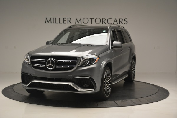 Used 2017 Mercedes-Benz GLS AMG GLS 63 for sale Sold at Rolls-Royce Motor Cars Greenwich in Greenwich CT 06830 1