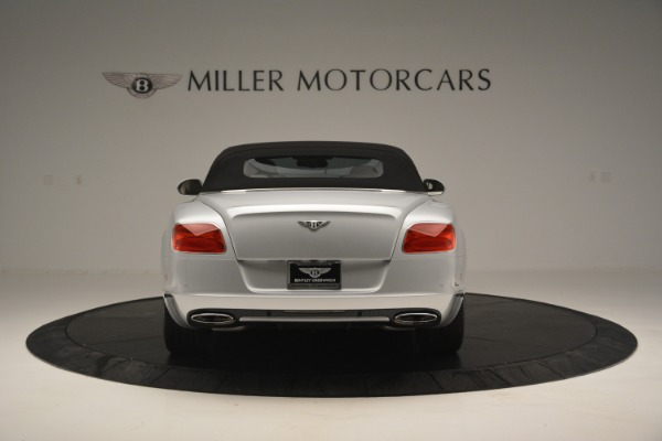 Used 2013 Bentley Continental GT W12 Le Mans Edition for sale Sold at Rolls-Royce Motor Cars Greenwich in Greenwich CT 06830 13