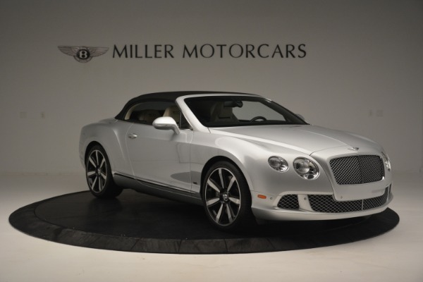 Used 2013 Bentley Continental GT W12 Le Mans Edition for sale Sold at Rolls-Royce Motor Cars Greenwich in Greenwich CT 06830 16