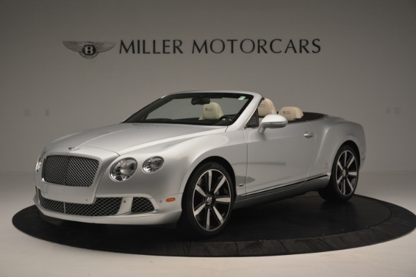 Used 2013 Bentley Continental GT W12 Le Mans Edition for sale Sold at Rolls-Royce Motor Cars Greenwich in Greenwich CT 06830 2