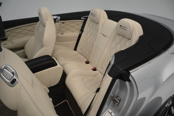 Used 2013 Bentley Continental GT W12 Le Mans Edition for sale Sold at Rolls-Royce Motor Cars Greenwich in Greenwich CT 06830 27