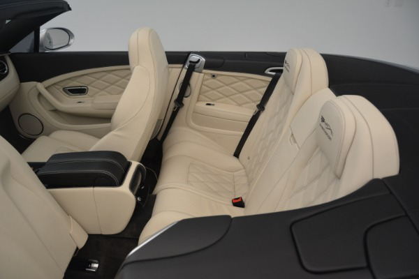 Used 2013 Bentley Continental GT W12 Le Mans Edition for sale Sold at Rolls-Royce Motor Cars Greenwich in Greenwich CT 06830 28
