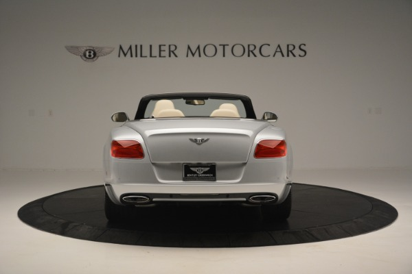 Used 2013 Bentley Continental GT W12 Le Mans Edition for sale Sold at Rolls-Royce Motor Cars Greenwich in Greenwich CT 06830 5