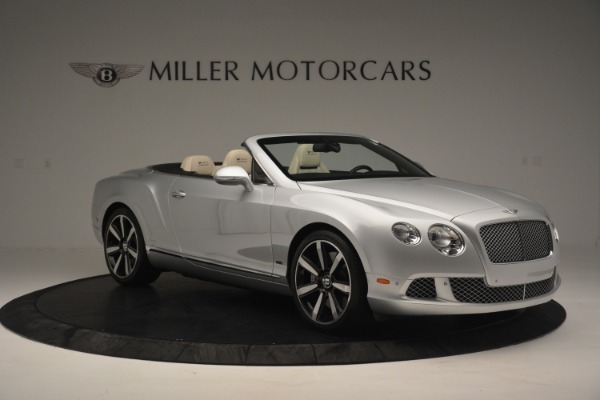 Used 2013 Bentley Continental GT W12 Le Mans Edition for sale Sold at Rolls-Royce Motor Cars Greenwich in Greenwich CT 06830 8