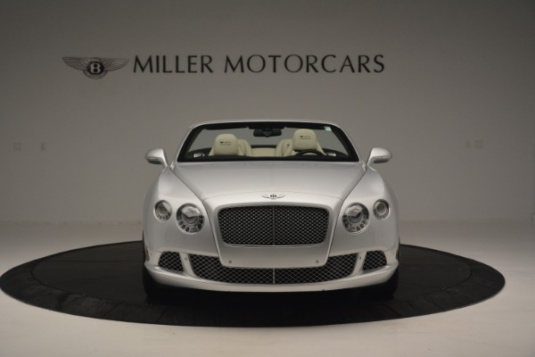Used 2013 Bentley Continental GT W12 Le Mans Edition for sale Sold at Rolls-Royce Motor Cars Greenwich in Greenwich CT 06830 9