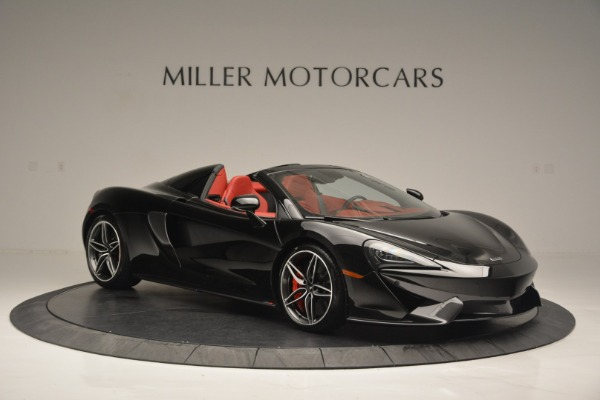 New 2019 McLaren 570S Convertible for sale Sold at Rolls-Royce Motor Cars Greenwich in Greenwich CT 06830 10