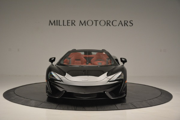 New 2019 McLaren 570S Convertible for sale Sold at Rolls-Royce Motor Cars Greenwich in Greenwich CT 06830 12
