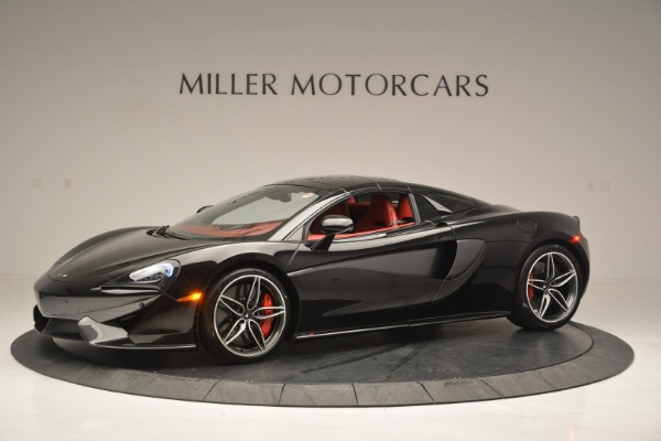 New 2019 McLaren 570S Convertible for sale Sold at Rolls-Royce Motor Cars Greenwich in Greenwich CT 06830 15