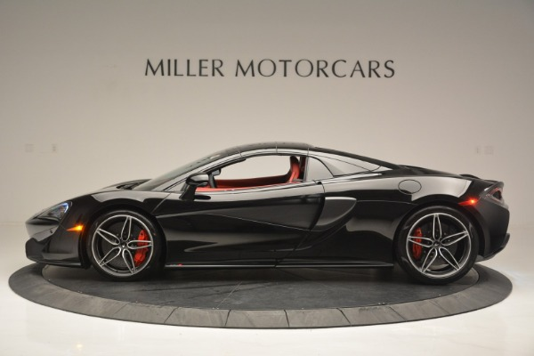 New 2019 McLaren 570S Convertible for sale Sold at Rolls-Royce Motor Cars Greenwich in Greenwich CT 06830 16
