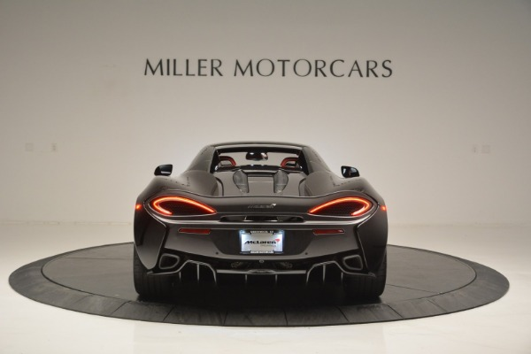 New 2019 McLaren 570S Convertible for sale Sold at Rolls-Royce Motor Cars Greenwich in Greenwich CT 06830 18
