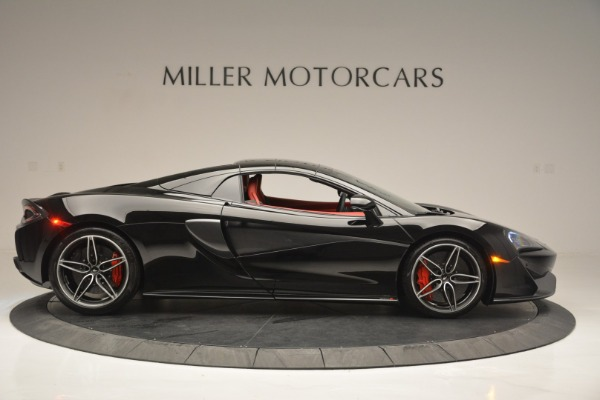 New 2019 McLaren 570S Convertible for sale Sold at Rolls-Royce Motor Cars Greenwich in Greenwich CT 06830 20
