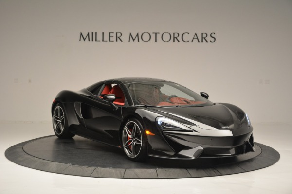New 2019 McLaren 570S Convertible for sale Sold at Rolls-Royce Motor Cars Greenwich in Greenwich CT 06830 21