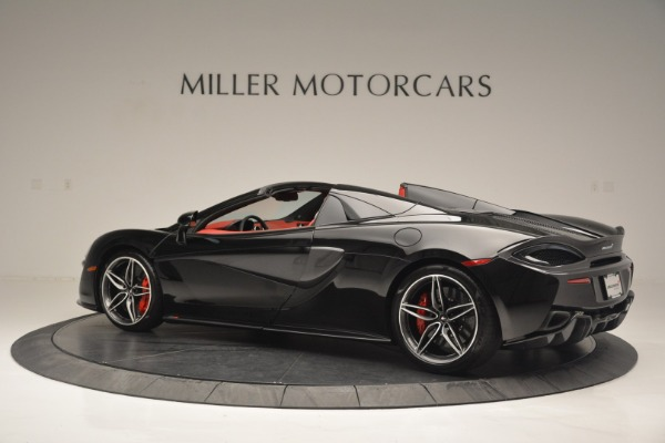 New 2019 McLaren 570S Convertible for sale Sold at Rolls-Royce Motor Cars Greenwich in Greenwich CT 06830 4