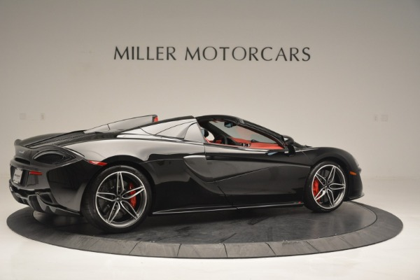 New 2019 McLaren 570S Convertible for sale Sold at Rolls-Royce Motor Cars Greenwich in Greenwich CT 06830 8