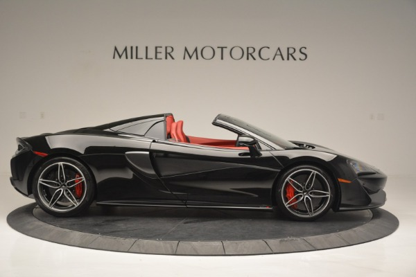 New 2019 McLaren 570S Convertible for sale Sold at Rolls-Royce Motor Cars Greenwich in Greenwich CT 06830 9