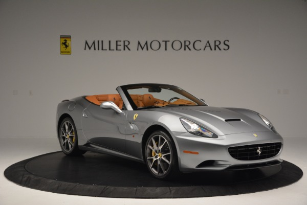 Used 2012 Ferrari California for sale Sold at Rolls-Royce Motor Cars Greenwich in Greenwich CT 06830 11