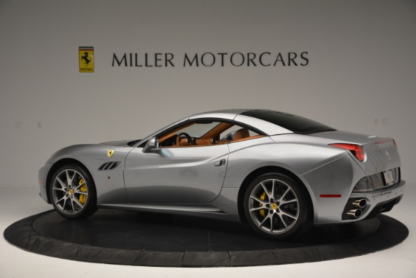 Used 2012 Ferrari California for sale Sold at Rolls-Royce Motor Cars Greenwich in Greenwich CT 06830 16