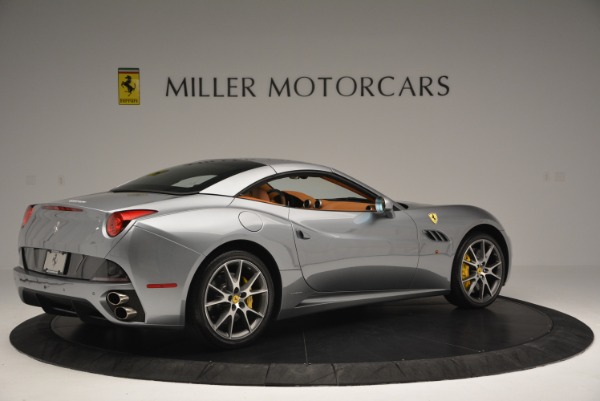 Used 2012 Ferrari California for sale Sold at Rolls-Royce Motor Cars Greenwich in Greenwich CT 06830 20