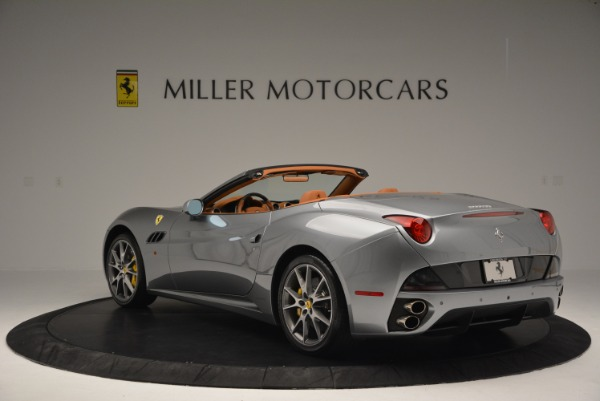 Used 2012 Ferrari California for sale Sold at Rolls-Royce Motor Cars Greenwich in Greenwich CT 06830 5