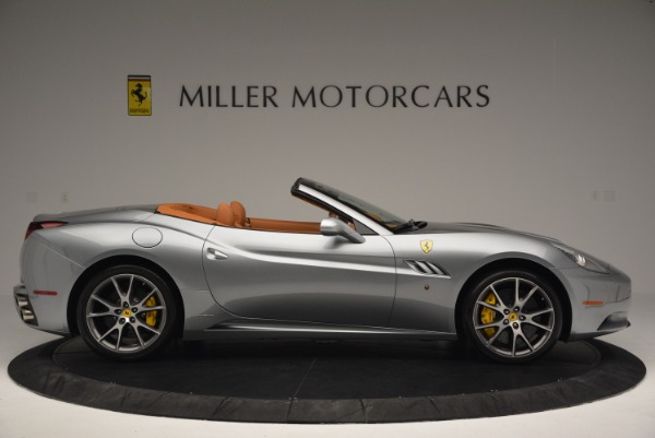 Used 2012 Ferrari California for sale Sold at Rolls-Royce Motor Cars Greenwich in Greenwich CT 06830 9