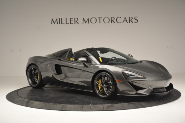 Used 2019 McLaren 570S Spider Convertible for sale $189,990 at Rolls-Royce Motor Cars Greenwich in Greenwich CT 06830 10