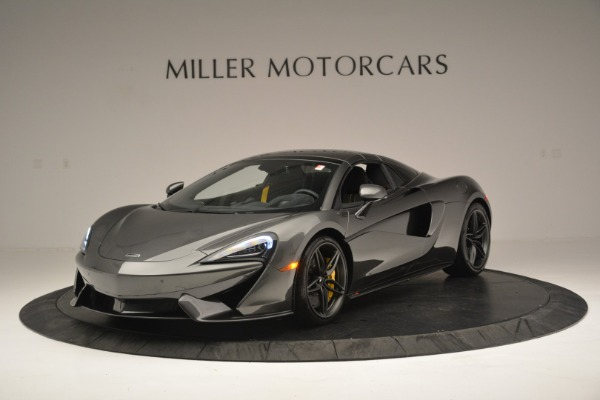 Used 2019 McLaren 570S Spider Convertible for sale $189,990 at Rolls-Royce Motor Cars Greenwich in Greenwich CT 06830 15