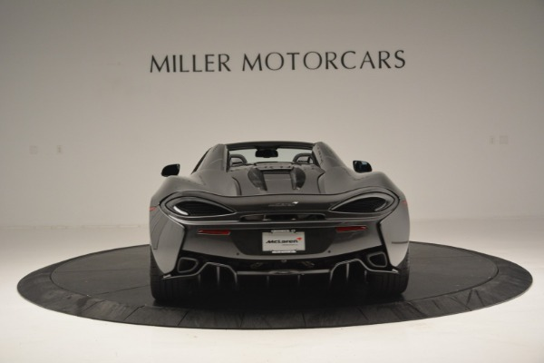 Used 2019 McLaren 570S Spider Convertible for sale $189,990 at Rolls-Royce Motor Cars Greenwich in Greenwich CT 06830 6