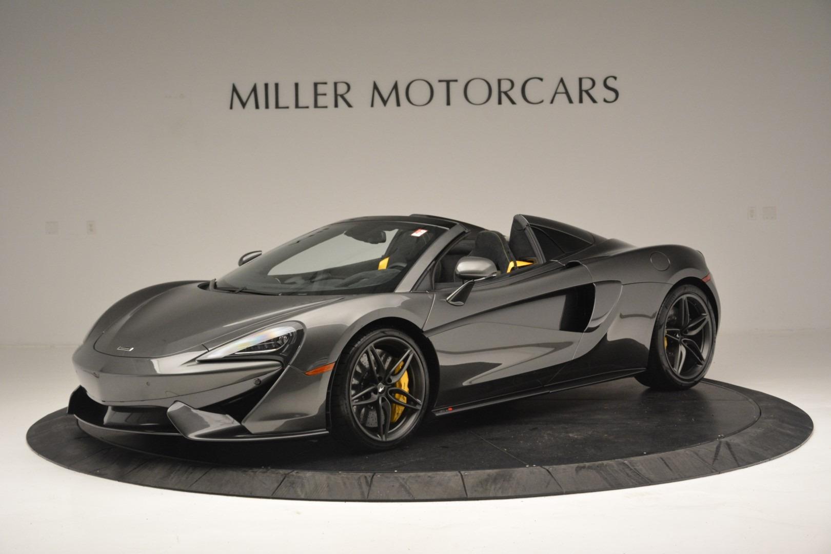 New 2019 McLaren 570S Spider Convertible For Sale ...