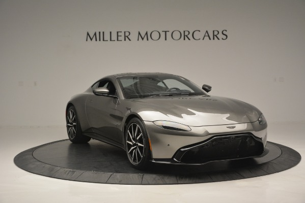 New 2019 Aston Martin Vantage V8 for sale Sold at Rolls-Royce Motor Cars Greenwich in Greenwich CT 06830 11