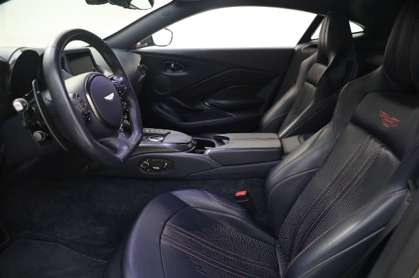 New 2019 Aston Martin Vantage V8 for sale Sold at Rolls-Royce Motor Cars Greenwich in Greenwich CT 06830 14