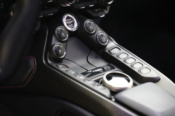 New 2019 Aston Martin Vantage V8 for sale Sold at Rolls-Royce Motor Cars Greenwich in Greenwich CT 06830 20