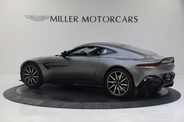 New 2019 Aston Martin Vantage V8 for sale Sold at Rolls-Royce Motor Cars Greenwich in Greenwich CT 06830 3
