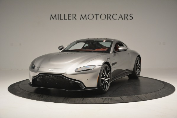 New 2019 Aston Martin Vantage for sale Sold at Rolls-Royce Motor Cars Greenwich in Greenwich CT 06830 1