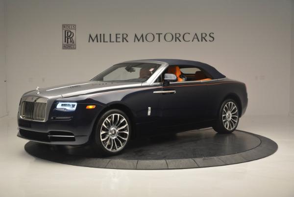 New 2019 Rolls-Royce Dawn for sale Sold at Rolls-Royce Motor Cars Greenwich in Greenwich CT 06830 15