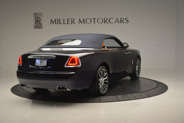 New 2019 Rolls-Royce Dawn for sale Sold at Rolls-Royce Motor Cars Greenwich in Greenwich CT 06830 20