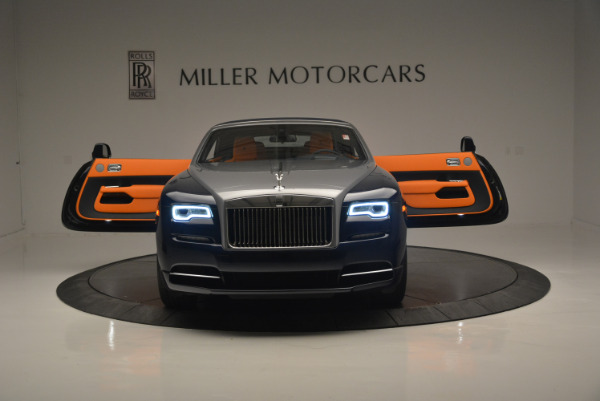 New 2019 Rolls-Royce Dawn for sale Sold at Rolls-Royce Motor Cars Greenwich in Greenwich CT 06830 25