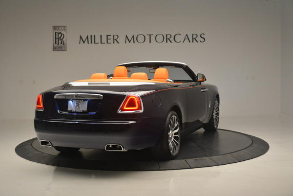 New 2019 Rolls-Royce Dawn for sale Sold at Rolls-Royce Motor Cars Greenwich in Greenwich CT 06830 7