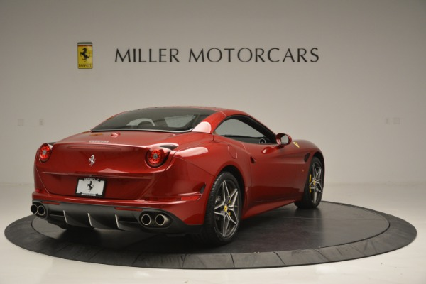 Used 2016 Ferrari California T for sale Sold at Rolls-Royce Motor Cars Greenwich in Greenwich CT 06830 19