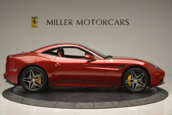 Used 2016 Ferrari California T for sale Sold at Rolls-Royce Motor Cars Greenwich in Greenwich CT 06830 21