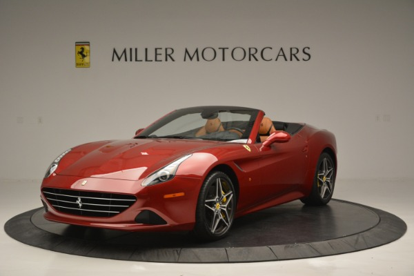 Used 2016 Ferrari California T for sale Sold at Rolls-Royce Motor Cars Greenwich in Greenwich CT 06830 1