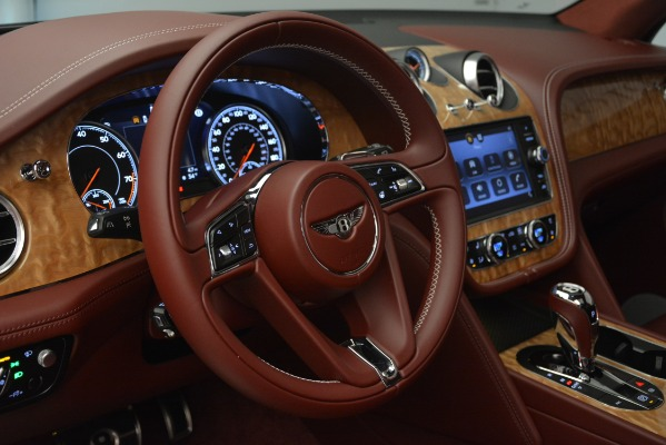 New 2019 Bentley Bentayga V8 for sale Sold at Rolls-Royce Motor Cars Greenwich in Greenwich CT 06830 22
