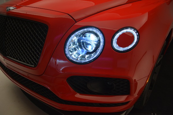 New 2019 BENTLEY Bentayga V8 for sale Sold at Rolls-Royce Motor Cars Greenwich in Greenwich CT 06830 14