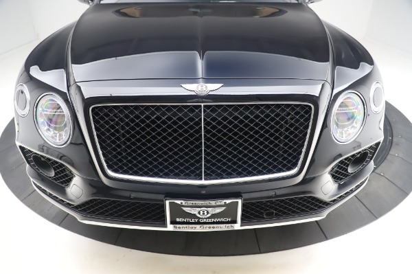 Used 2019 Bentley Bentayga V8 for sale Call for price at Rolls-Royce Motor Cars Greenwich in Greenwich CT 06830 13