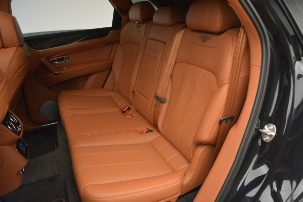 Used 2019 Bentley Bentayga V8 for sale Call for price at Rolls-Royce Motor Cars Greenwich in Greenwich CT 06830 23